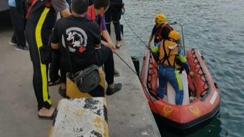 新北翻覆舢舨落海船員 尋獲一人遺體
