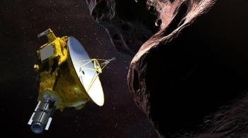 新視野號飛掠終極遠境 傳訊號回地球報平安