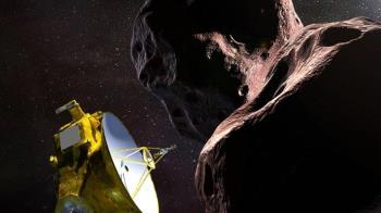 史上最遠探索!NASA探測船飛越最遠星體「長這樣」