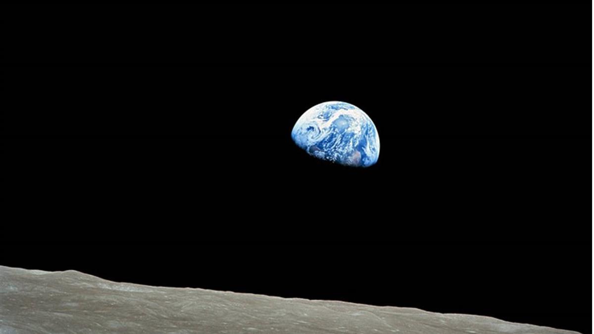 60年首次揭月球「黑暗面」!陸嫦娥4號登陸月球背面