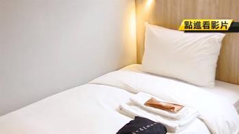 膠囊旅館2.0!高市推單人旅店 讓背包客免睡上下舖