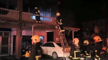 「孩子在裡面」媽哭喊救命 宜蘭透天厝惡火…15歲女亡