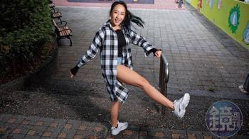 背負30cm疤痕…辣妹舞者捐肝救二媽 「妳的疤會記得我」