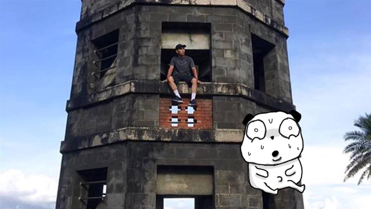 宜蘭廢墟拍網帥照 1年後網友回應一句話…超毛!