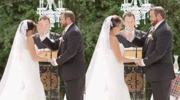 新郎唸完誓詞當眾狠甩新娘巴掌 賓客全看傻…結局超展開
