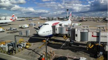 無人機再鬧倫敦機場 希斯羅航班一度無法起飛
