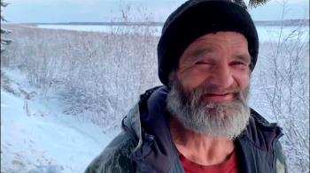 「零下60度」雪地住27年!六旬獨居翁嘆:大自然待我最好