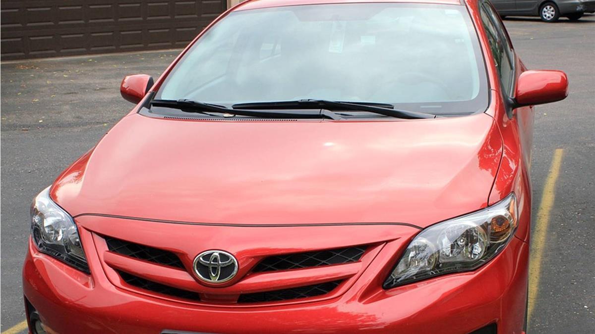 豐田召回170萬輛車 撤換缺陷氣囊