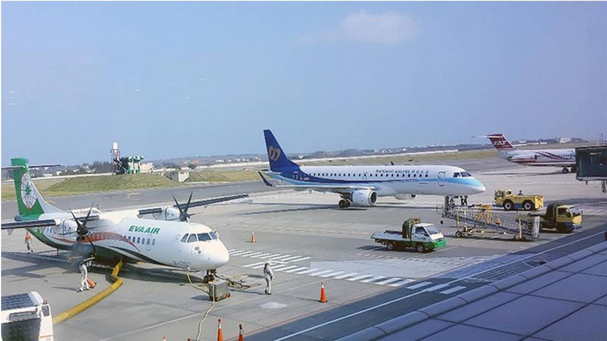 兩岸春節疏運 國籍陸籍航空共528加班機