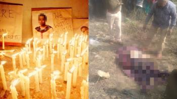 16歲女失蹤8天遭性侵潑酸…「斷頭割胸」慘死家旁