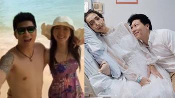 泰版葳葳抗癌他堅娶!病房婚禮未滿月「最美新娘」病逝