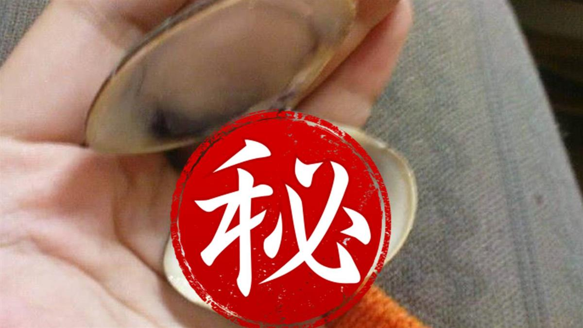 神明顯靈了?女吃蛤蜊驚見「神秘數字」 網暴動:快簽