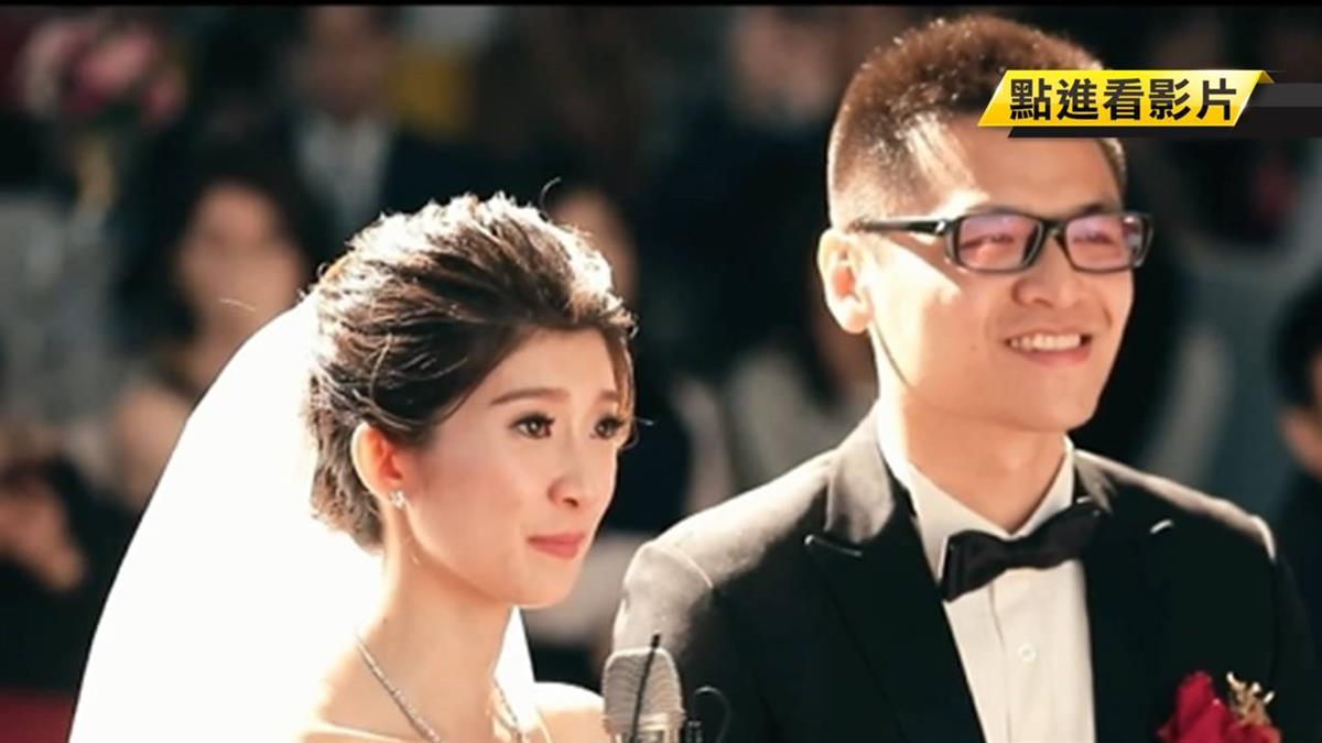 「最美主持人」要婚了!披唯美婚紗…韓國瑜致詞祝賀