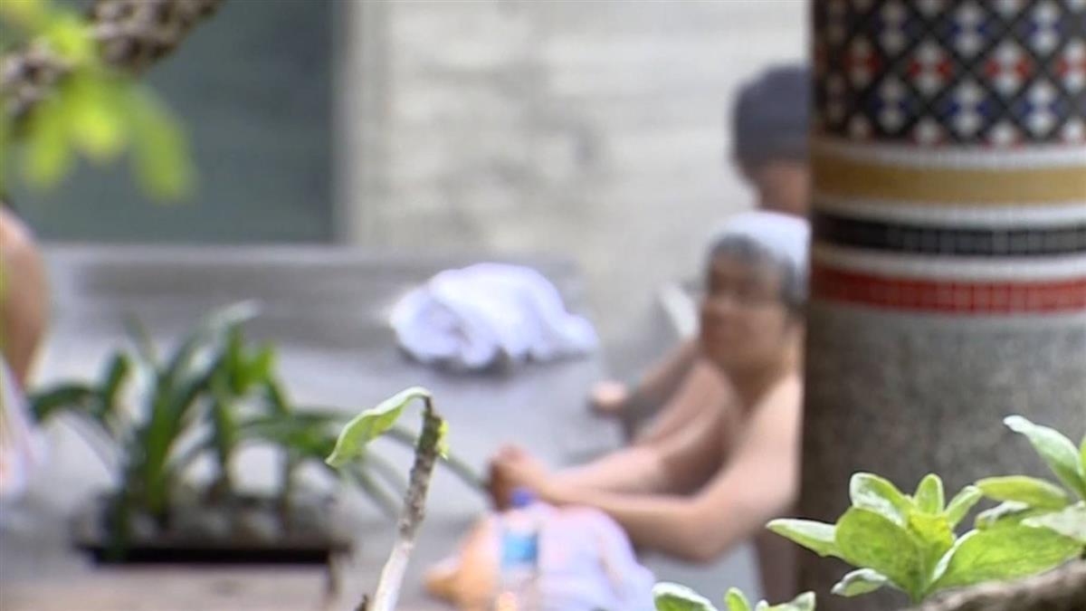 5旬男泡湯完 隔天照鏡「看不到自己臉」!嚇壞就醫