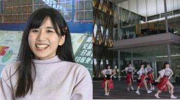 超萌女大生攻日!打敗72日本妹、入選女團