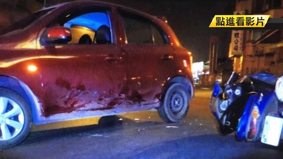 騎士闖紅燈撞轎車身亡 駕駛被判負5%肇責