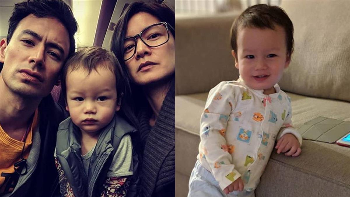 1歲Egan會4種語言和手語…還現學現賣!Janet驚呆
