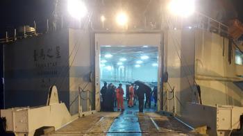 海大學生馬祖實習返航落海  海巡持續搜救