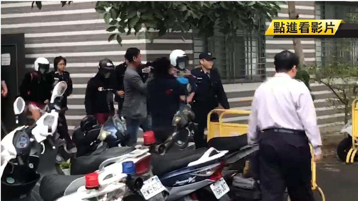 台南女童疑遭虐死 生母等4人被逮 上午驗屍追女童死因