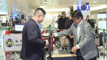 嚴防豬瘟 將採購X光機全面檢查入境手提行李