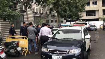 台南1歲女童疑遭虐死 民眾南下包圍檢警大樓