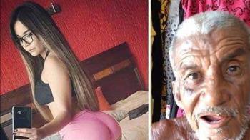 74歲翁爽中4千萬拋妻!激戰18歲辣妹慘被悶死