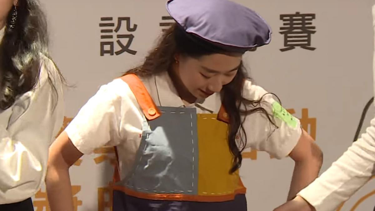 首屆「食尚著裝」競賽 最佳學童人氣王出爐