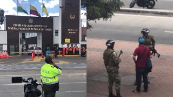 哥倫比亞警校遭汽車炸彈攻擊 至少10死50多傷
