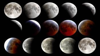 「超級血狼月」週日晚上登場!3大天文奇觀一次滿足