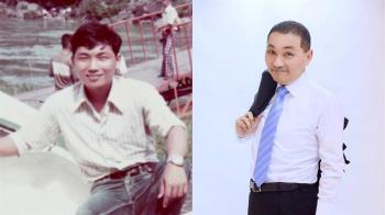 侯友宜玩臉書秀必殺技 貼30年前捲髮照 網友:像納豆