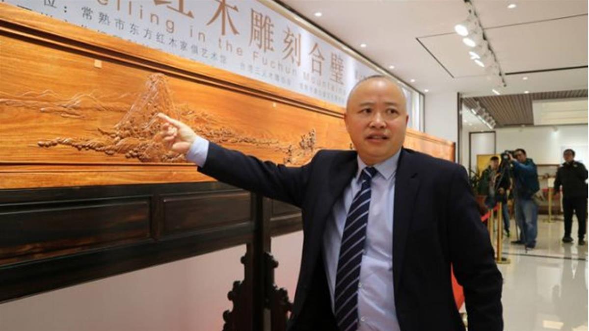 江蘇推兩岸交流 媽祖與木雕成文化利器