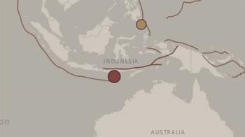 地牛翻身!印尼中部發生規模6.0強震