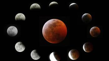 超級血狼月登場!三種天文奇觀超吸睛