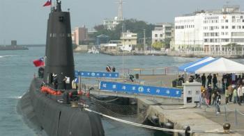 台船花兩年成功翻新!高齡70歲老海獅潛艦重游大海