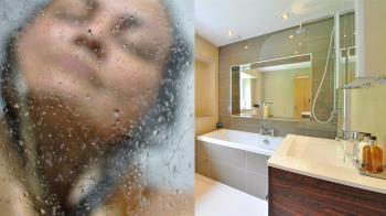 生理期剛結束!她洗澡被男友嗆浪費水「沒出門就不髒」