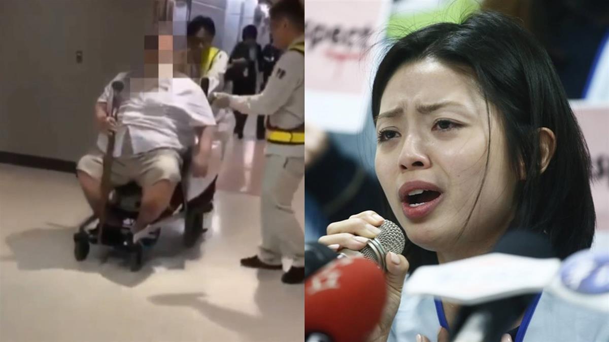 空姐遭噁男逼擦屎…勞動局出手了!長榮恐被罰50萬