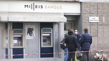行搶巴黎銀行捆職員 狂掃30個保險箱…店家:有搶案?