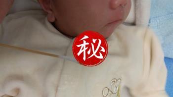 4月嬰鼻塞聲太大!醫奮力挖出2cm硬鼻屎 網驚:鐘乳石