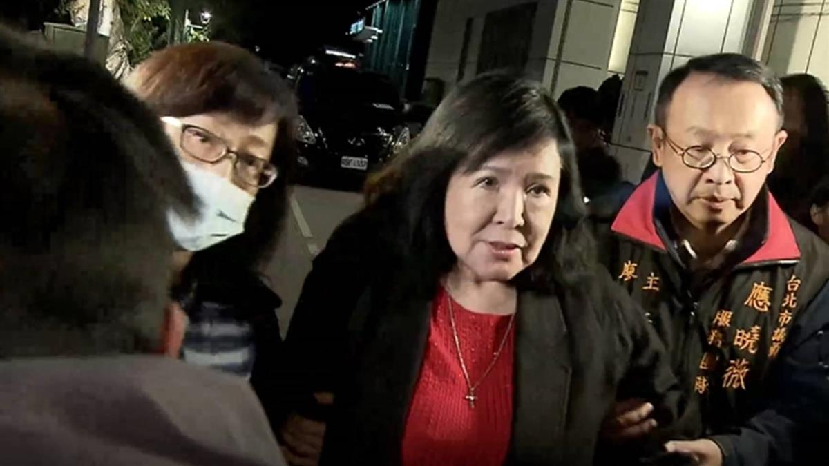 替鄭麗君打氣 蘇貞昌:台灣絕不容許暴力