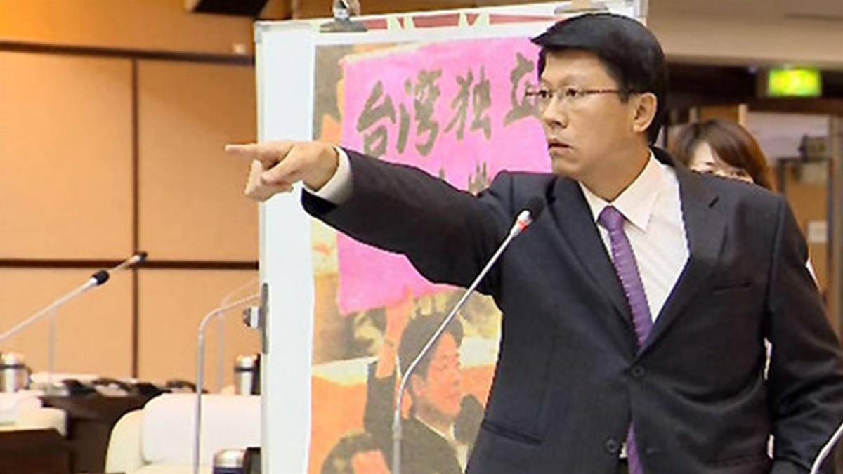 謝龍介否認支持一國兩制 綠批行騙手法