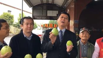 邊賣水果邊支持一國兩制? 謝龍介:罐頭新聞