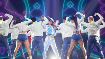 KKBOX風雲榜 蔡依林壓軸秀甜蜜雙人舞