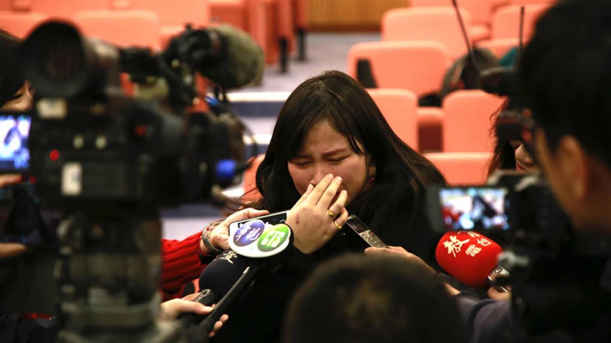 台灣驚現「蘋果病」!19歲孕婦險流產 回憶過程痛哭