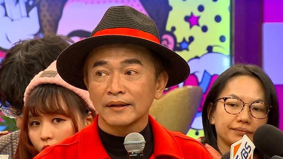 推掉高雄觀光大使 吳宗憲:我真的太忙了