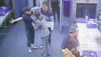 扯!拒絕被碰觸身體 韓女甩泰機場人員巴掌