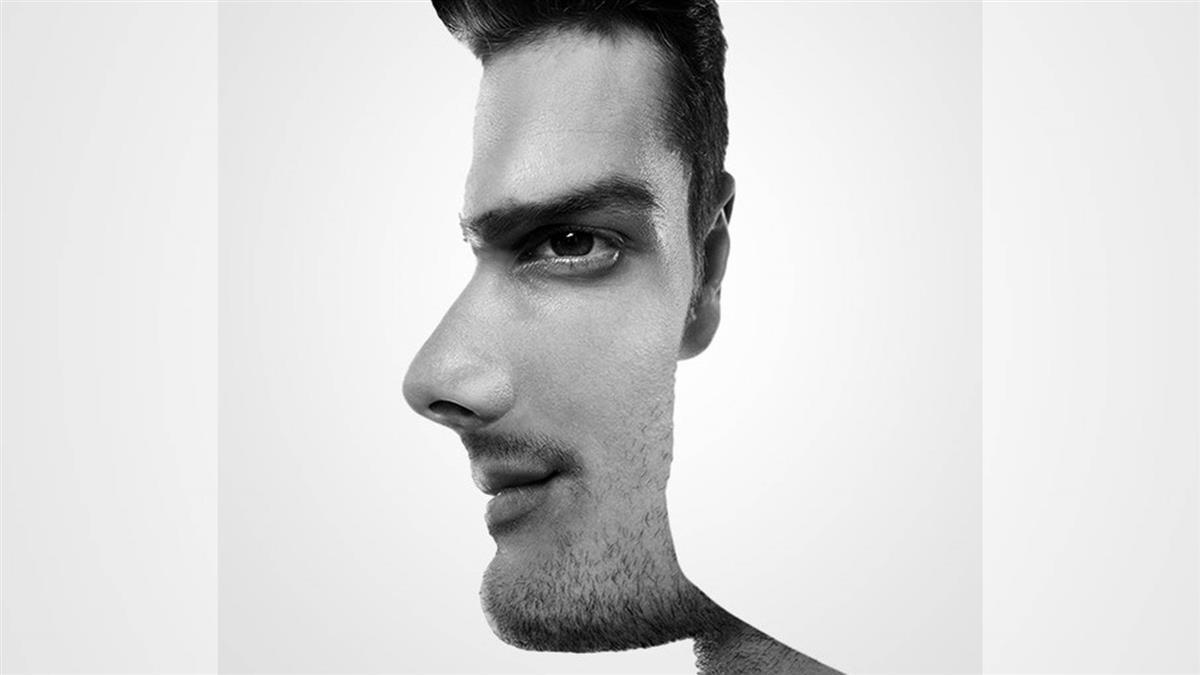 第一眼看到「正面」或「側面」?秒看穿你的人格特質