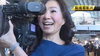 李佳芬出席電力渡輪下水活動 搶拿「攝影機」體驗