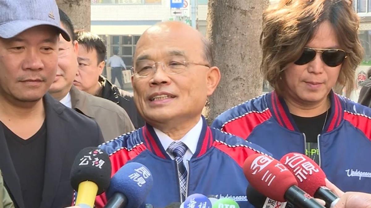 難掌握豬瘟疫情?蘇揆:中國對台非洲豬瘟疫情通報缺善意
