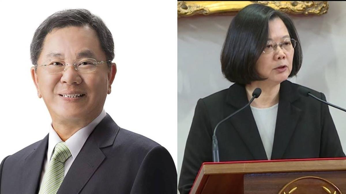 2020大選 陳明文:黨內共識 蔡總統最具實力