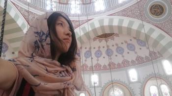 伊斯蘭教女性包頭、穿長袖!土耳其旅行怎麼穿最適當?